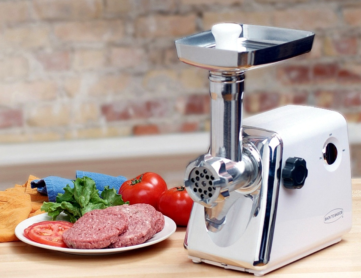 . How to grind your own meat