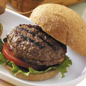 Cheese Stuffed Burger Recipe
