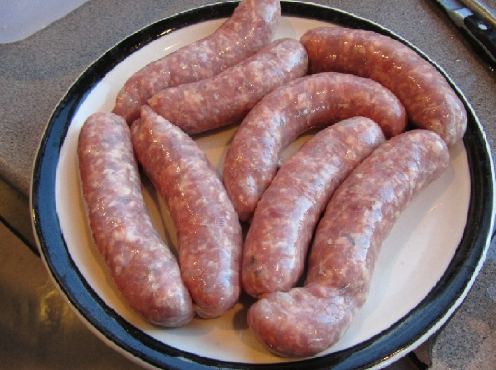 Make Sausage with your Meat Grinder