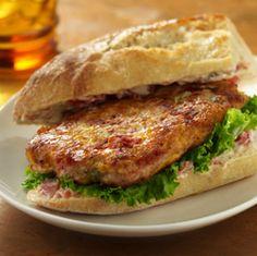 Spiced Chicken and Ham Spread